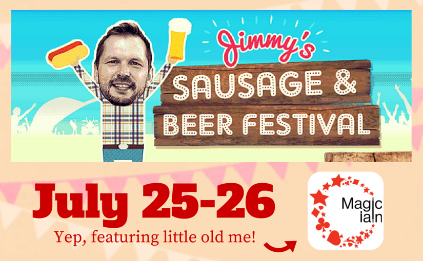 Jimmy's Sausage & Beer Festival 2015